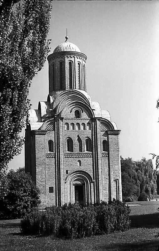 1977 р. Загальний вигляд із заходу