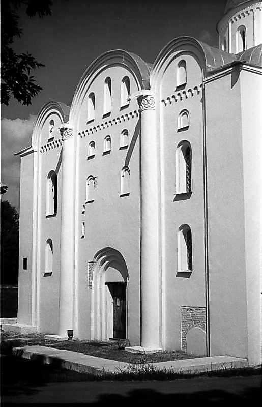 1977 р. Західний фасад. Вигляд з…