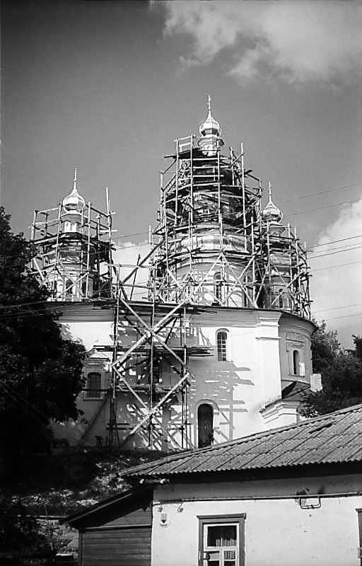 1977 р. Загальний вигляд з півдня