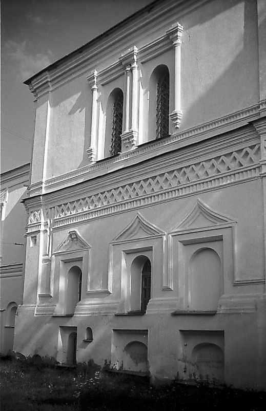 1977 р. Фрагмент північного фасаду.…