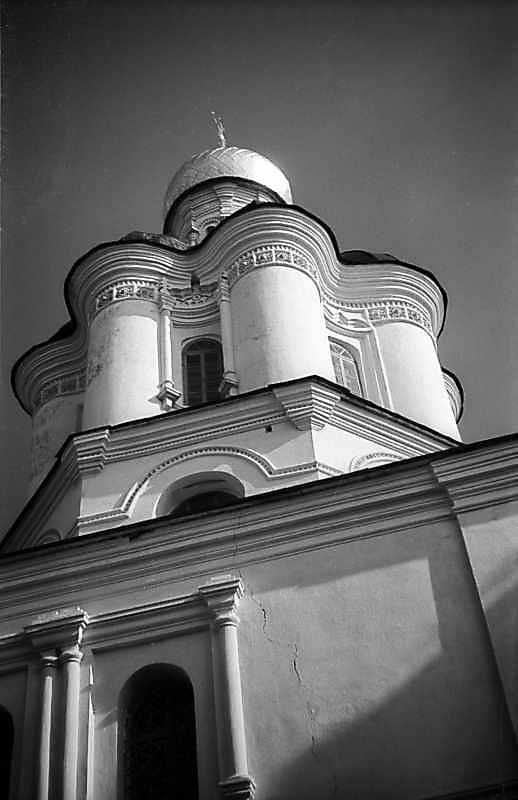 1977 р. Дзвіниця. Вигляд з півночі