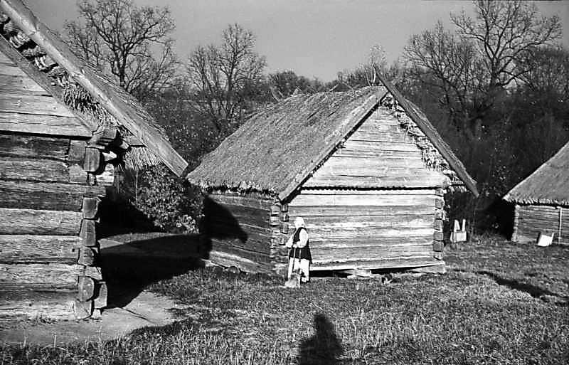 1977 р. Загальний вигляд з тильного боку