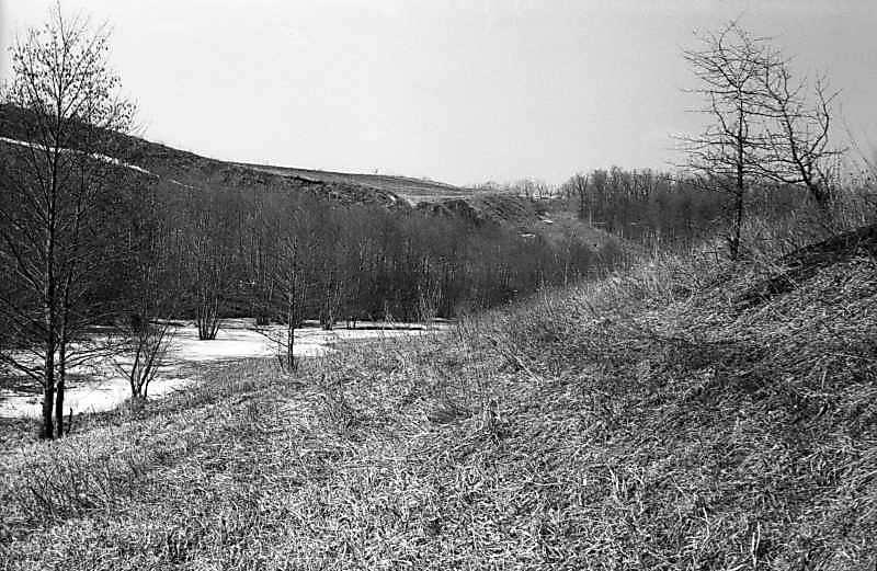 1978 р. Вигляд зі сходу