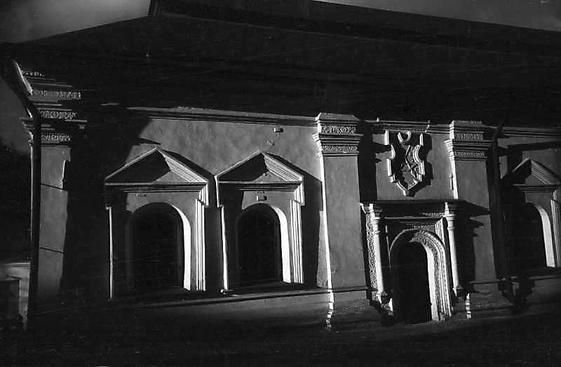 1978 р. Західна частина південного фасаду. Вигляд з півдня