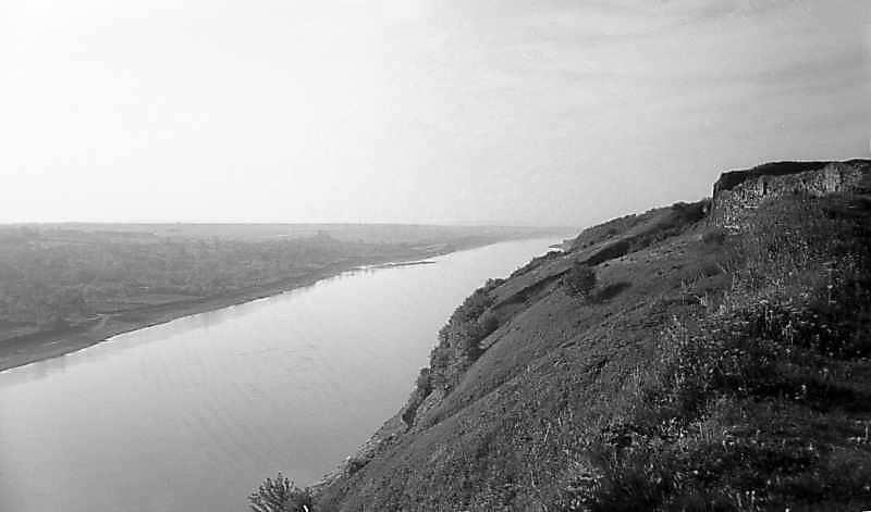 1978 р. Південно-східний кут фортеці з…