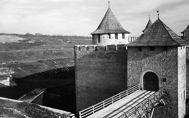 1978 р. Міст і башта. Загальний вигляд…