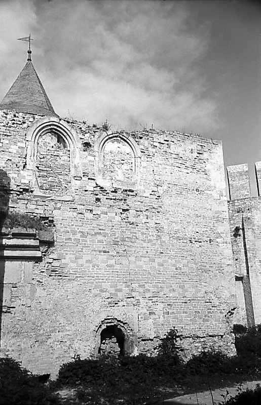 1978 р. Фрагмент східного фасаду.…