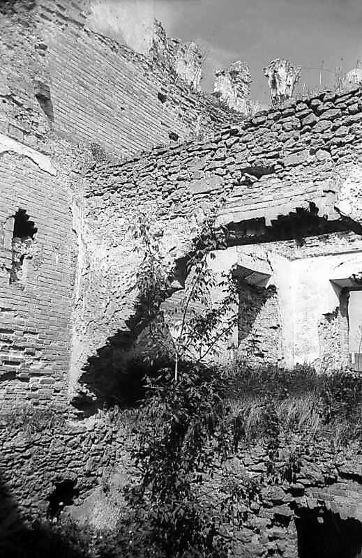 1978 р. Інтер'єр палацу. Вигляд з північного сходу