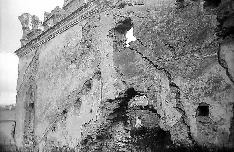 1978 р. Внутрішня стіна палацу