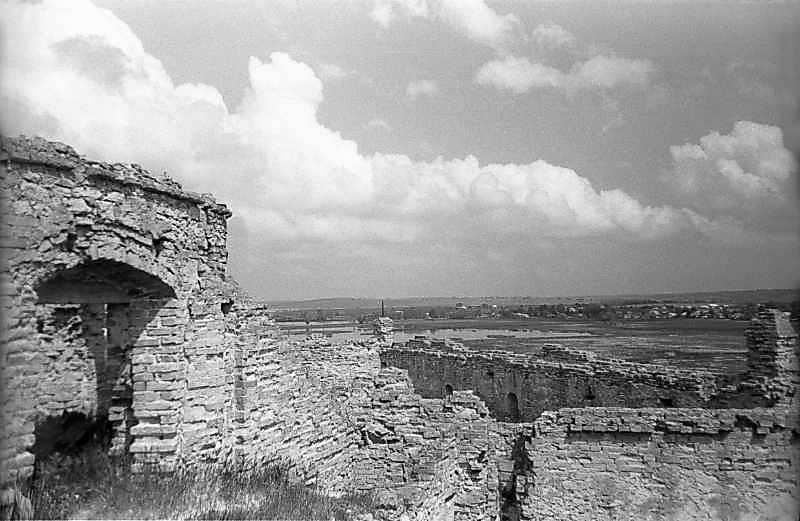 1978 р. Верхній ярус. Вигляд із заходу