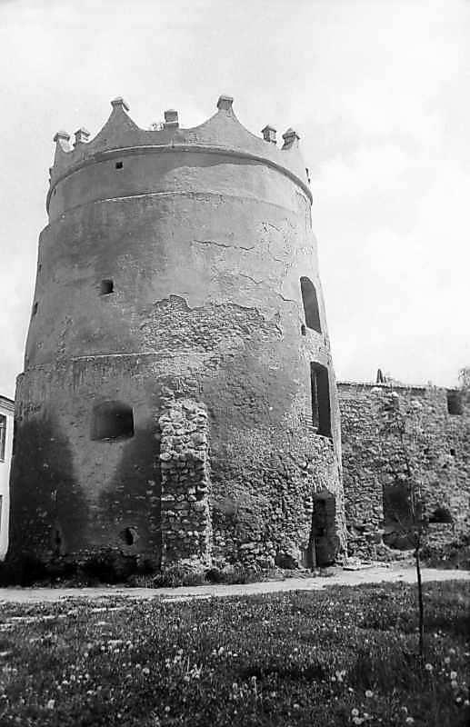 1978 р. Північно-східна башта.…