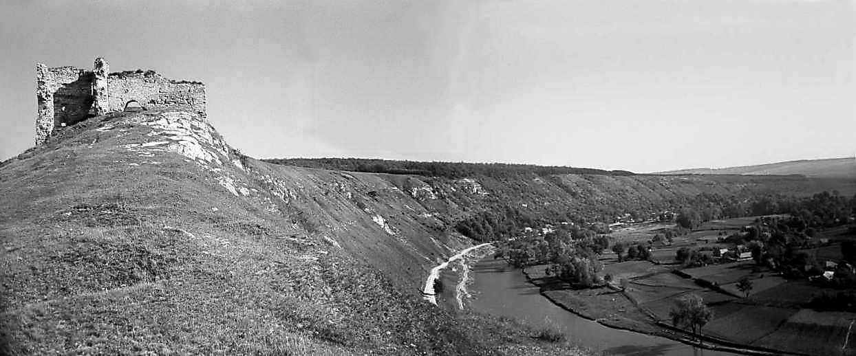 1978 р. Загальний вигляд з південного…