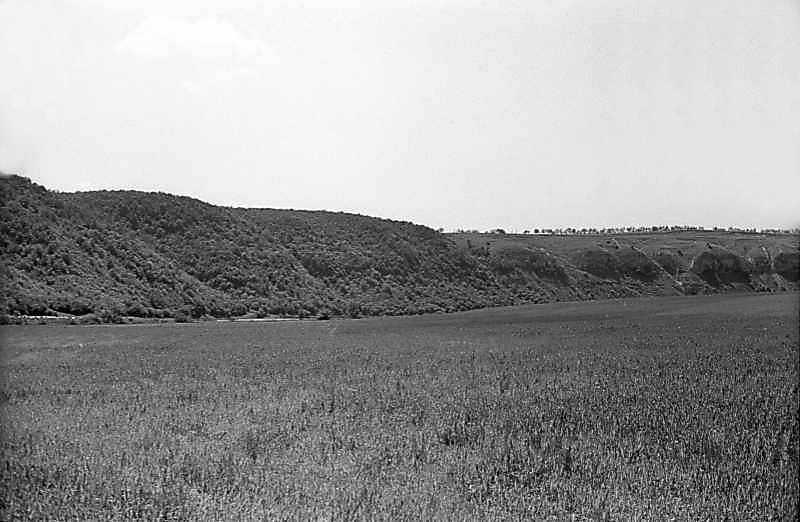 1978 р. Схил лівого берега Збруча…