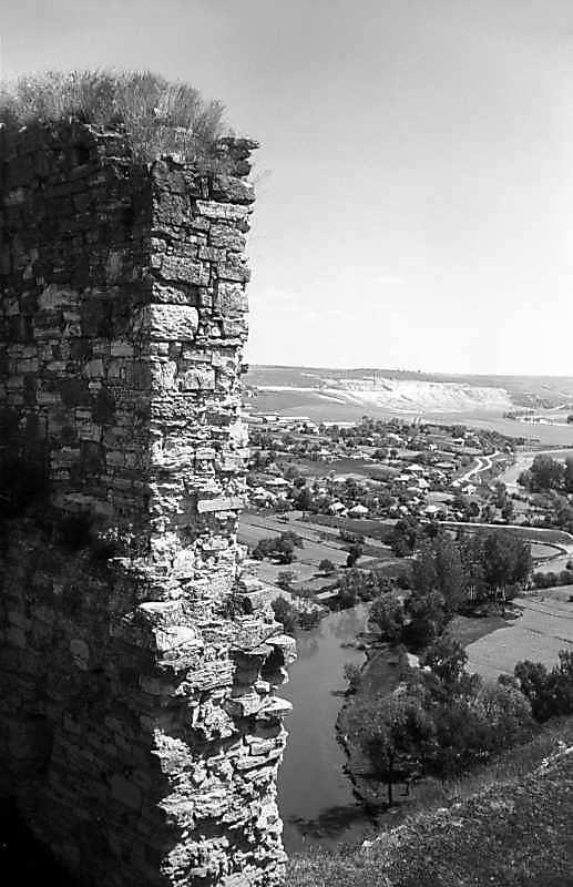 1978 р. Фрагмент південно-східної…