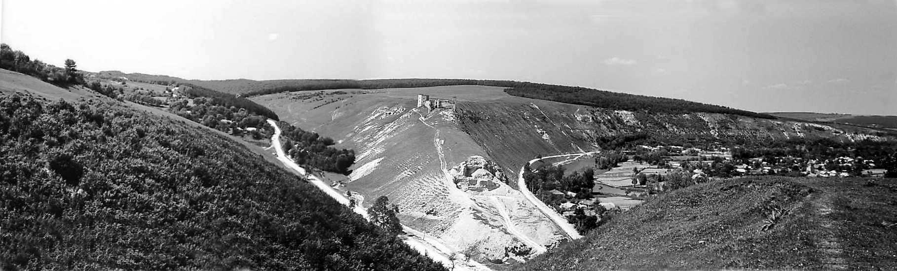 1978 р. Панорама з південного сходу