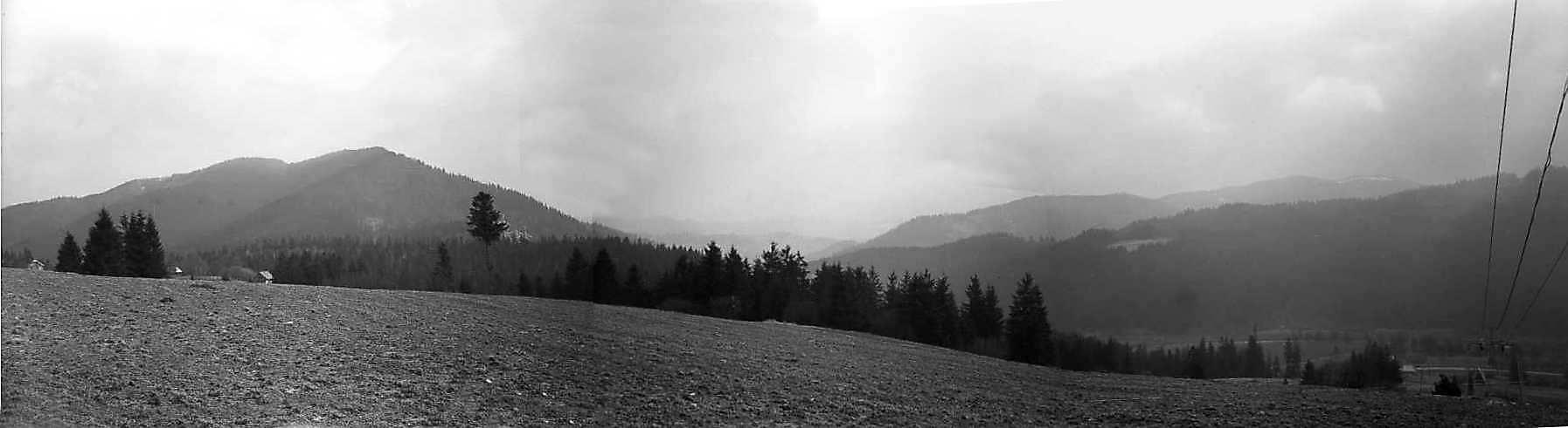 1979 р. Панорама гір