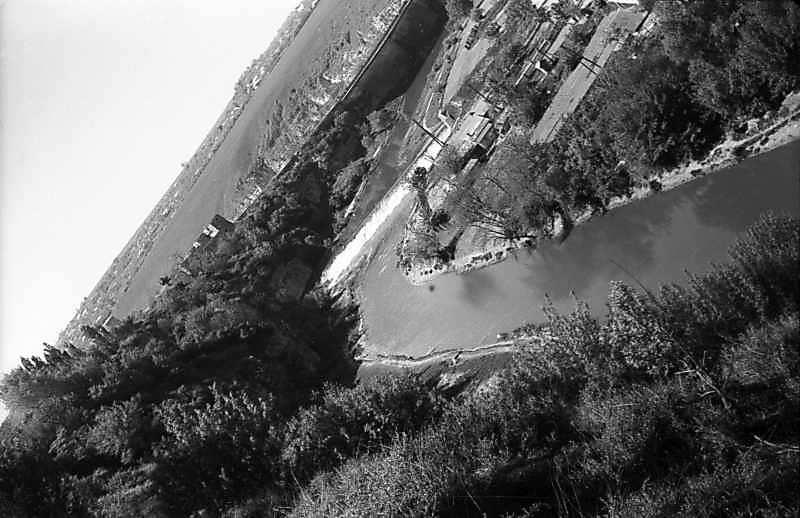 1979 р. Вид на Смотрич і Міську браму від Польської брами