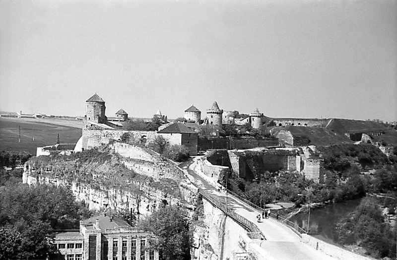 1979 р. Загальний вигляд зі сходу