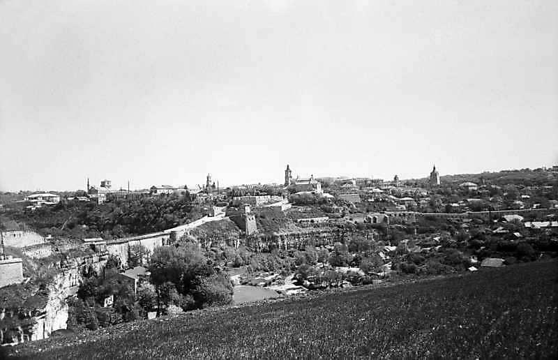 1979 р. Панорама Старого міста з південного заходу
