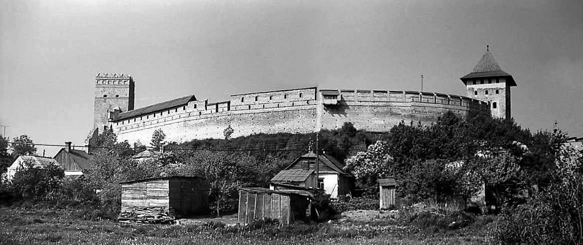 1979 р. Панорама з північного сходу