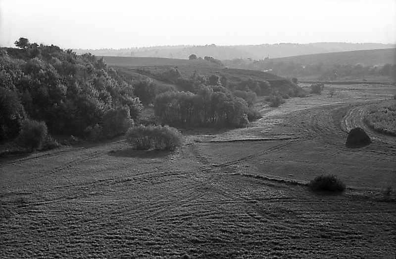 1979 р. Краєвид біля села