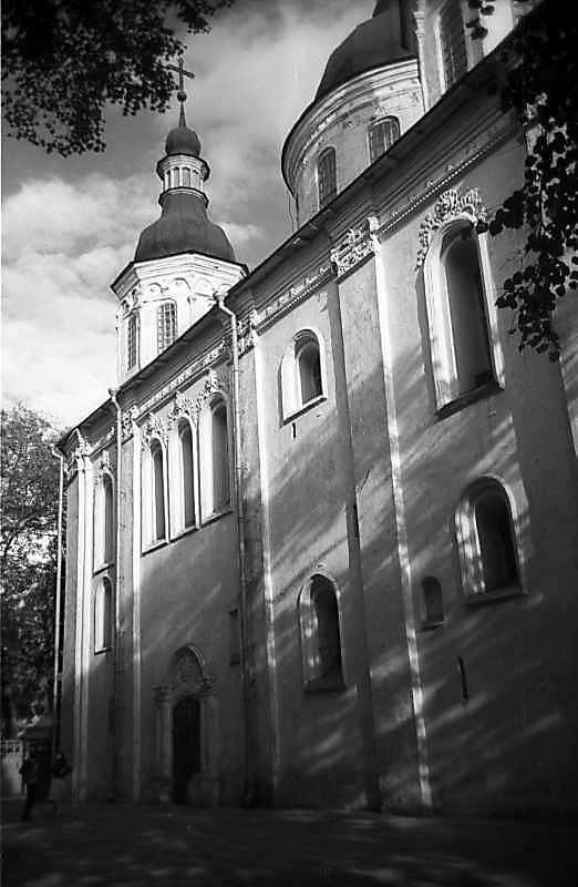 1979 р. Північний фасад. Вигляд з…