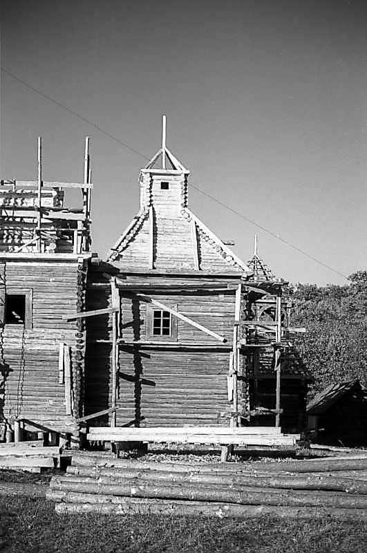 1979 р. Вівтар. Вигляд з півдня