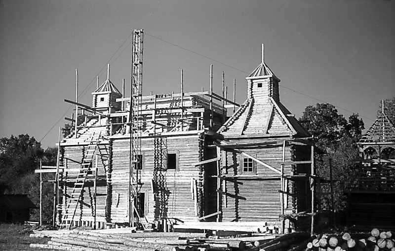 1979 р. Загальний вигляд з півдня