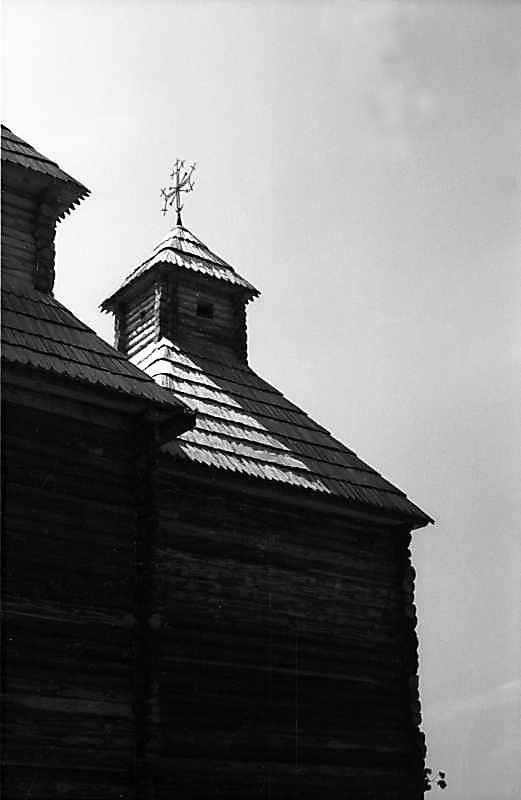 1980 р. Верх бабинця. Вигляд з півночі