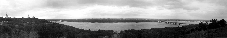 1980 р. Панорама Києво-Печерської…