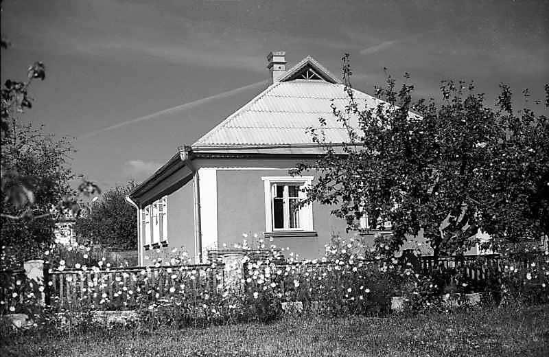 Будинок із с.Устя