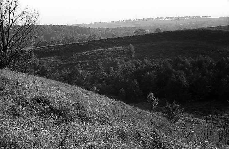 1978 р. Північний ескарп. Вигляд з півночі