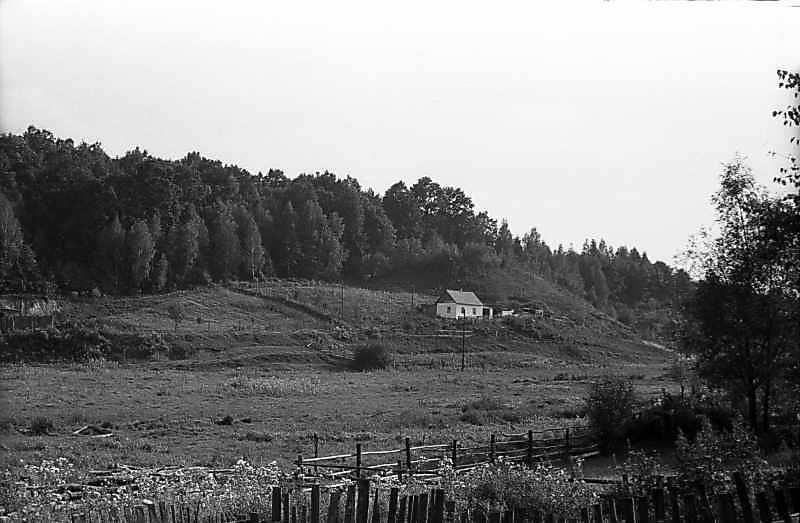 1980 р. Хутірець біля Хотова