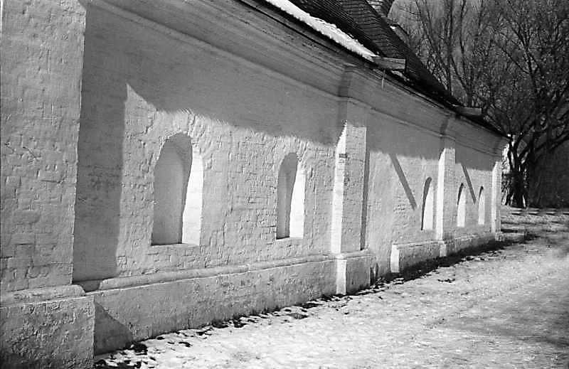 1983 р. Південно-східний фасад. Вигляд…