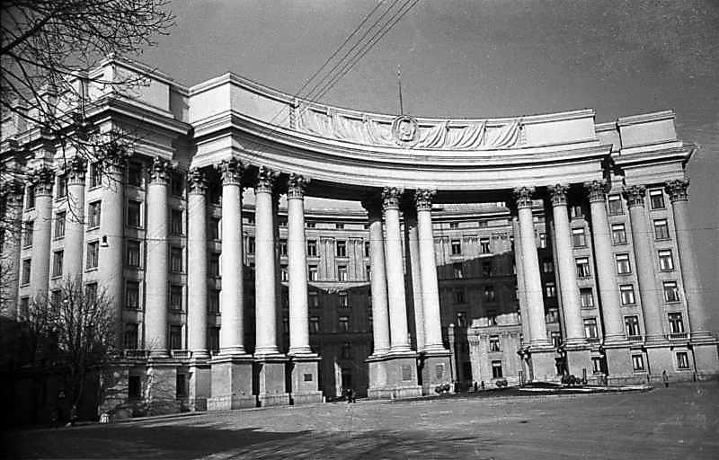 1983 р. Головний фасад