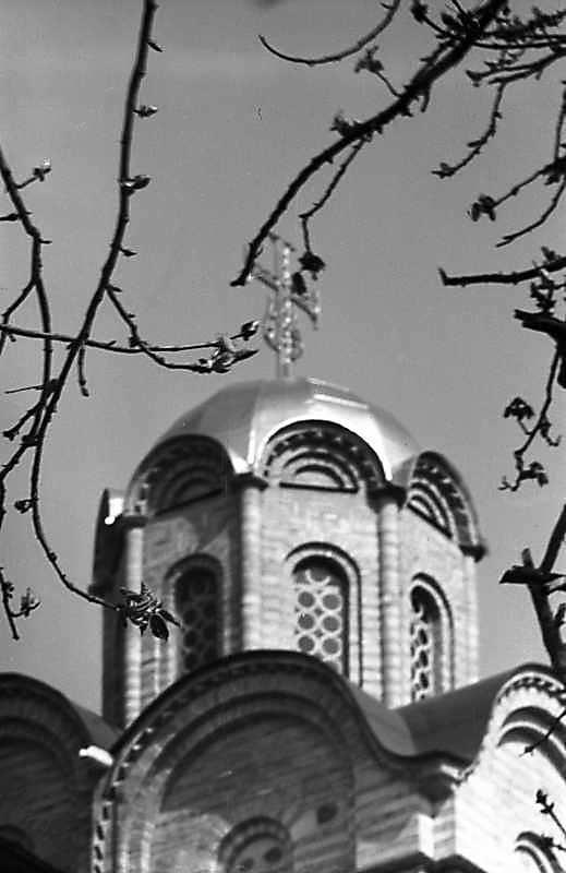 1983 р. Купол. Вигляд з південного заходу