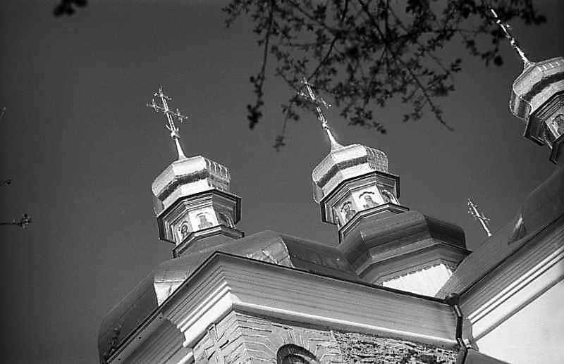 1983 р. Верхи. Вигляд з південного сходу
