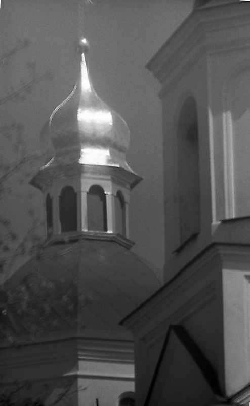 1983 р. Купол. Вигляд із заходу