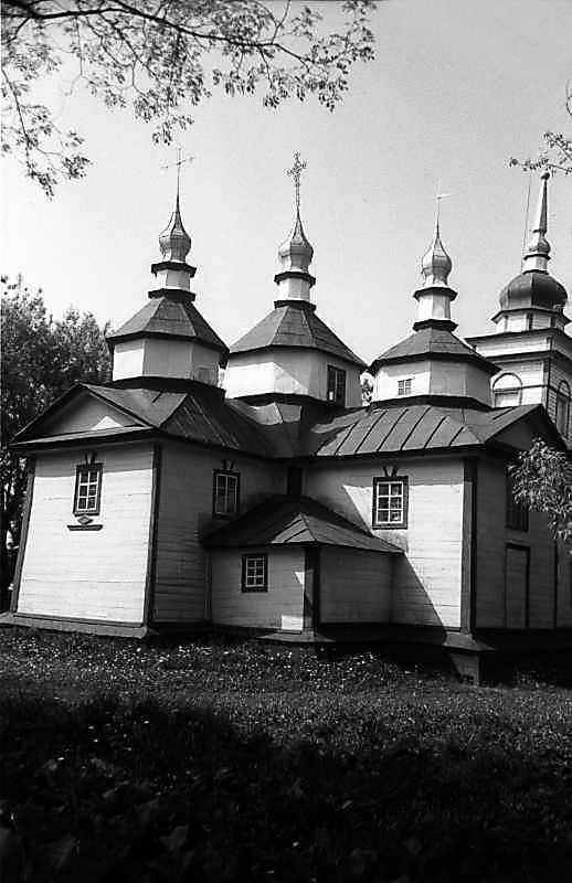1983 р. Загальний вигляд з північного сходу
