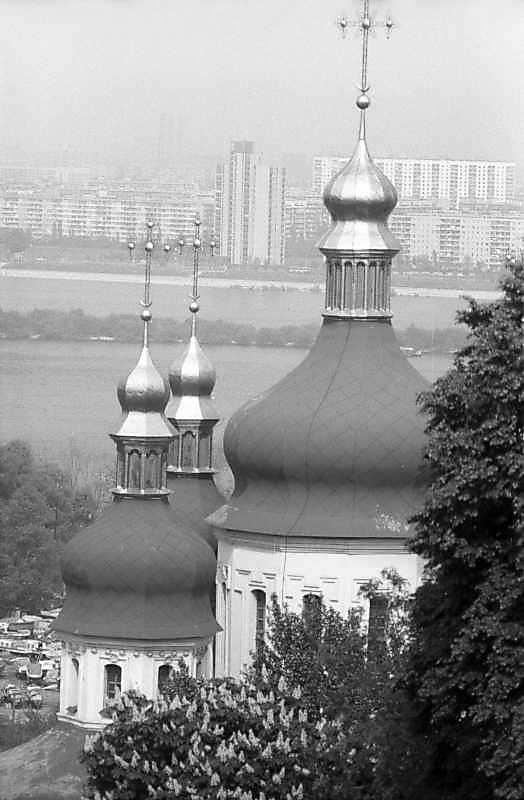 1983 р. Верхи. Вигляд з південного заходу