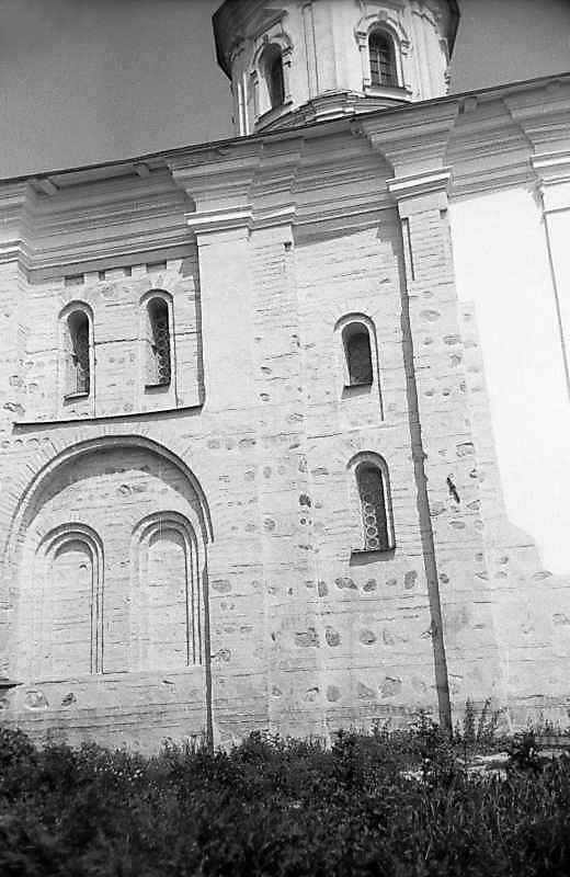 1983 р. Південний фасад. Вигляд з півдня