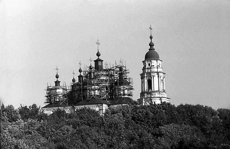 Монастир Воздвиження