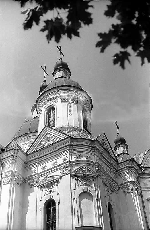 1983 р. Східний купол. Вигляд з позиції А2