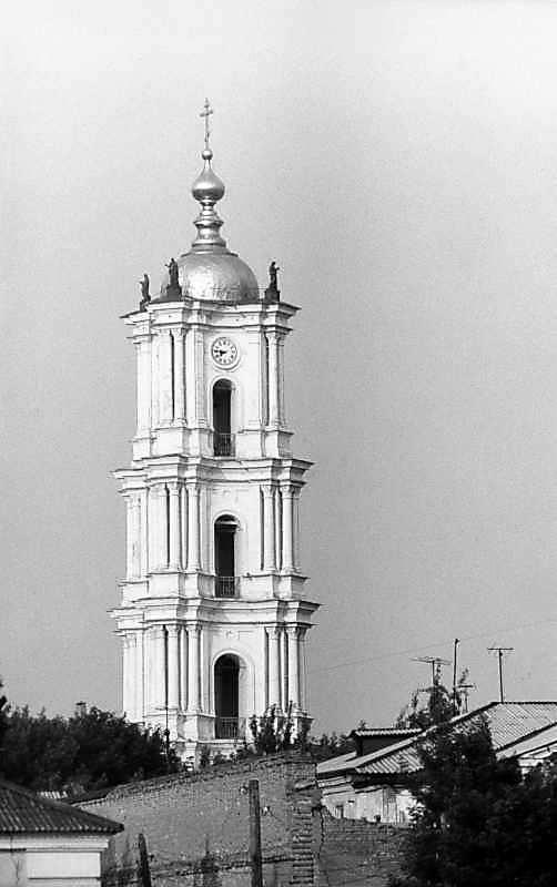 1983 р. Дзвіниця. Вигляд з північного…