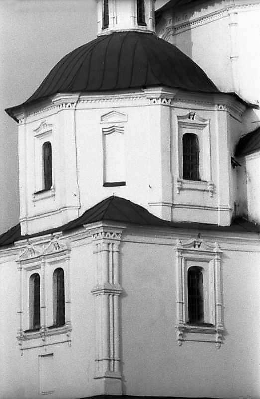 1983 р. Вівтар. Вигляд з північного сходу