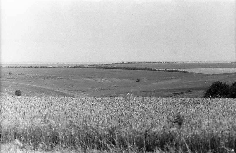1983 р. Краєвид біля Кіровограда