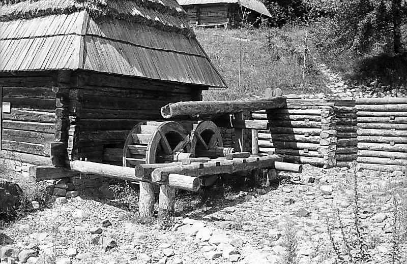 1983 р. Жолоб і колеса