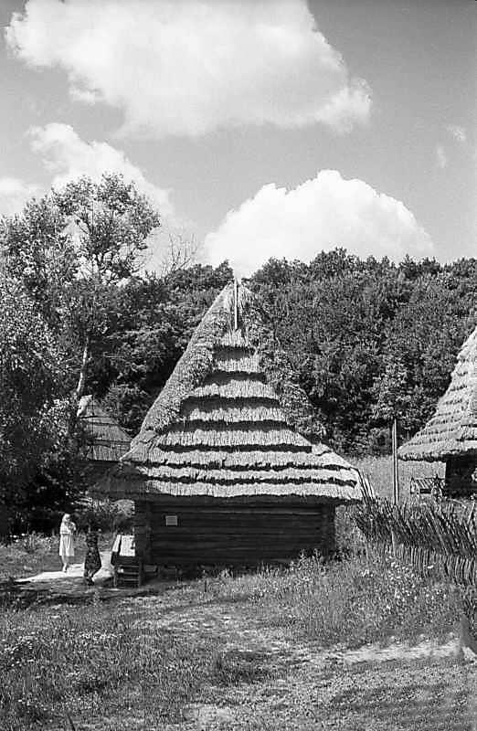 1983 р. Вигляд з торця, зі сходу