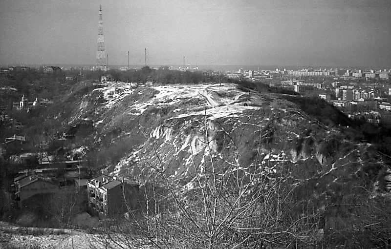 1984 р. Загальний вигляд від Історичного музею
