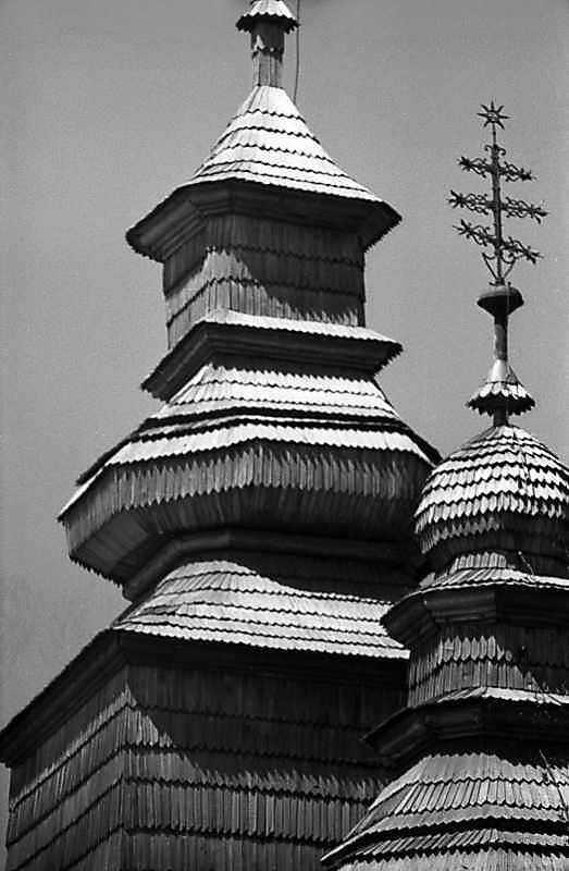 1984 р. Верх башти. Вигляд зі сходу